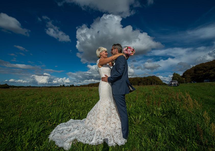 Bryllup på Café Lindholm
